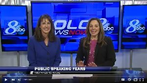 Barbara on ABC Reno - Presentation Skills