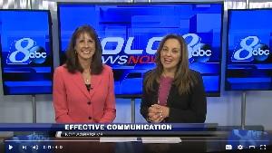 Barbara on ABC Reno - Effective Communication