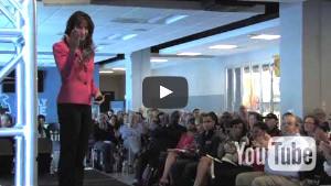Barbara Khozam on the power of a positive attitude