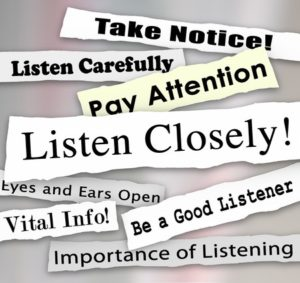 How to use Active Listening for delivering exceptional customer service